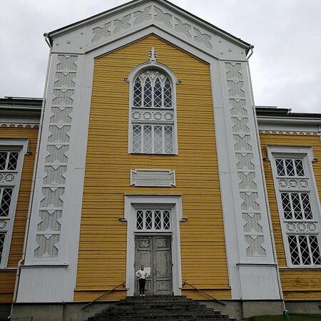 Kerimaki, Finska: Kerimäen puukirkko