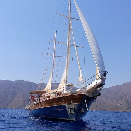 Sailing Chef | All-inclusive Blue Cruise Sailing Holidays | Turkish Riviera and Greek Islands