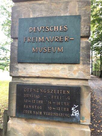 Deutsches Freimaurermuseum e.V.