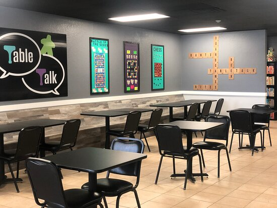 Table Talk SRQ Board Game Cafe