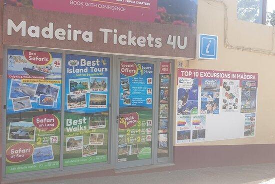 Madeira Tickets 4U