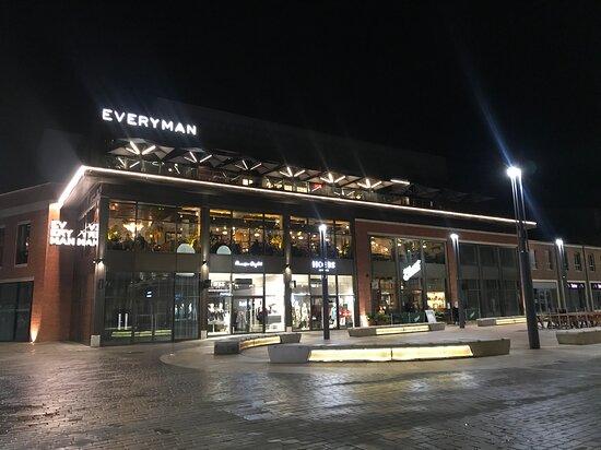 Everyman Cinema Lincoln