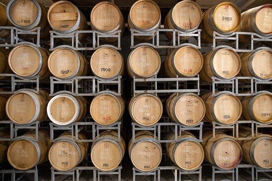 Millendon, Australia: Our Barrel Hall
