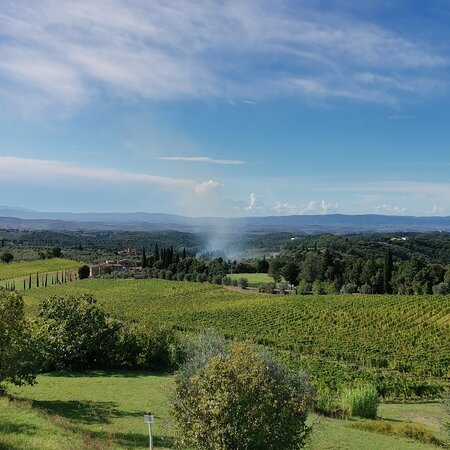 San Gusme, Itália: San Gusmé ed il Chianti