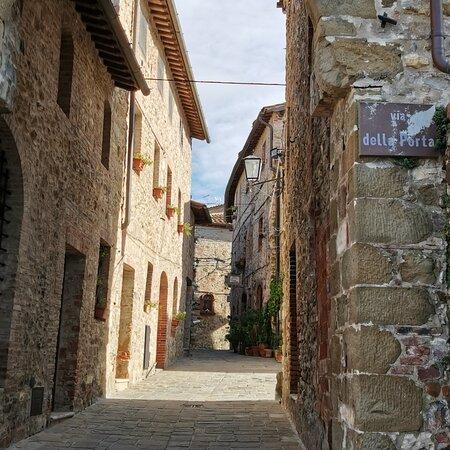 San Gusme, Italie : San Gusmé