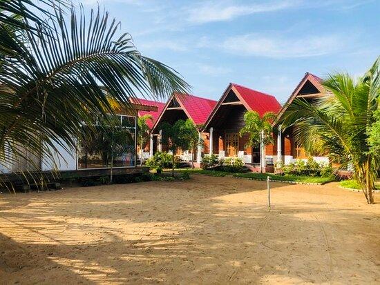 Uppuveli, Sri Lanka: Rooms
