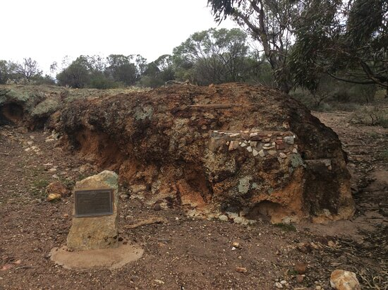 Mullewa, Úc: The Mass Rock
