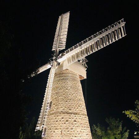 ימין משה.טחנת הקמח של מונטיפיורי Jerusalem Israel 🇮🇱