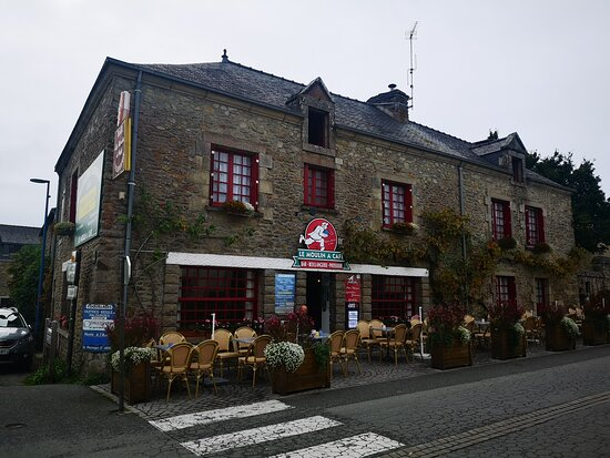 Saint-Armel, Frankrike: Maison de village breton ...