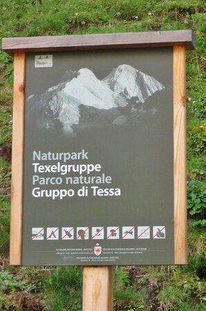 Texelgruppe Nature Park