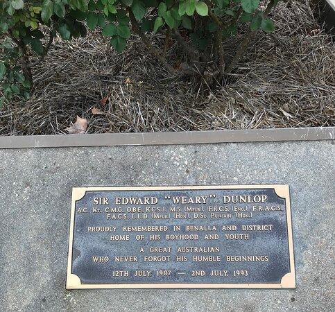 Sir Edward Weary Dunlop