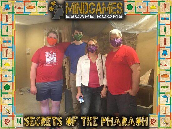 MindGames Escape Rooms
