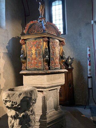 Magnifico Cattedrale sul Colle