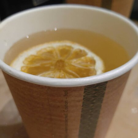 Yuja tea warm