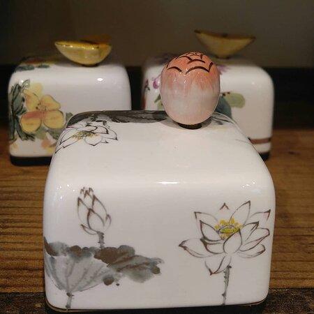 Spieluhr (keramik) Arirang musik