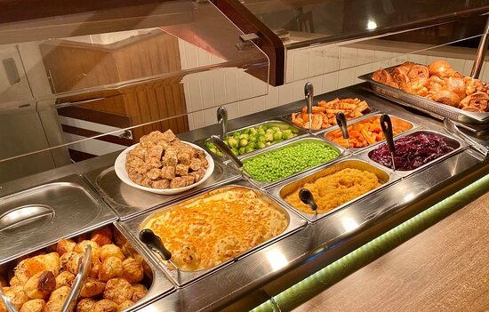 Seaton, UK: Best Carvery around