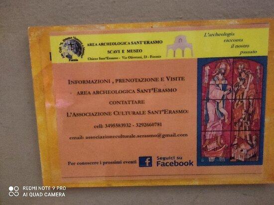 Area Archeologica di Sant'Erasmo