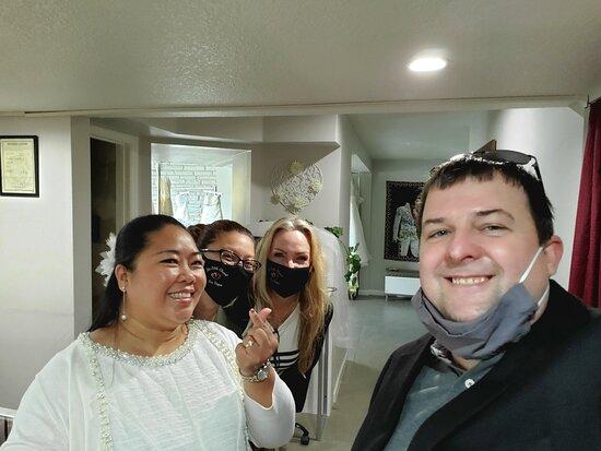 The Elvis Wedding Chapel in Las Vegas