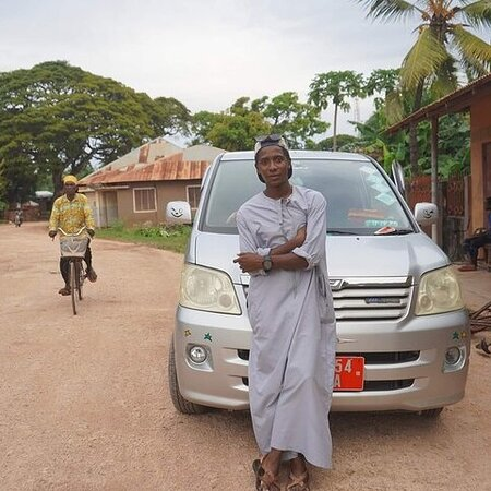 ‪Enjoy Zanzibar with Juma taxi driver‬