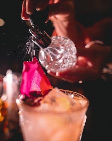 Cocktails at Gitano Miami