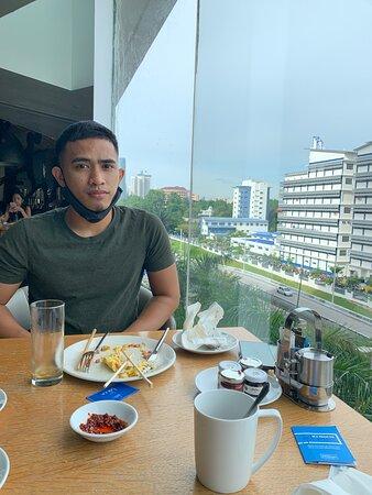 Vasco breakfast
