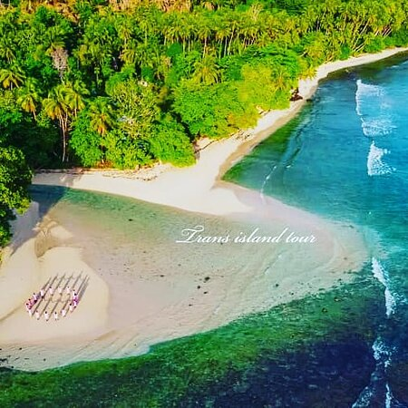 Vist Tsoi Islands and Central New Ireland. Breath taking views and pristine  environment  clear ble water. Enjoy the tranquility of this hidden Paradise .