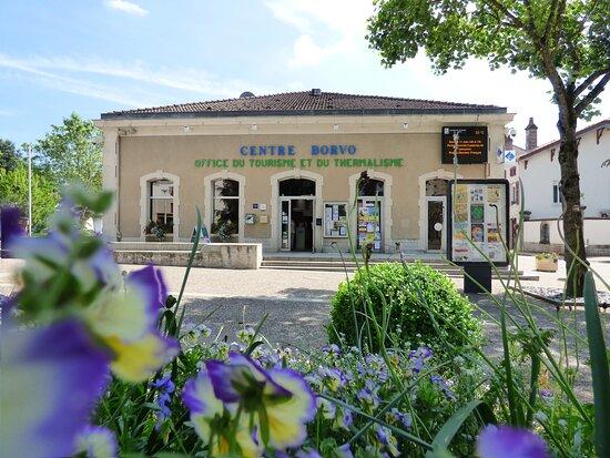 Office De Tourisme De Bourbonne-les-bains