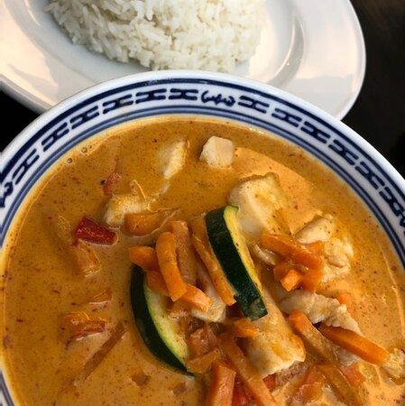 Mega lækkert thai mad