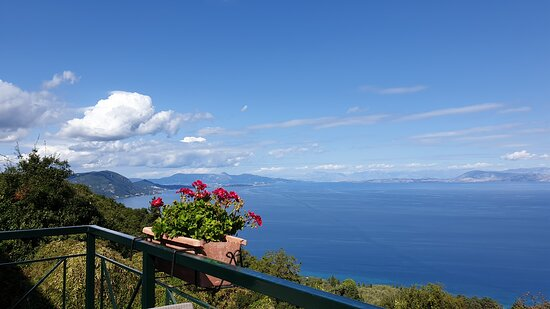 Chlomos, Grecia: Panorama