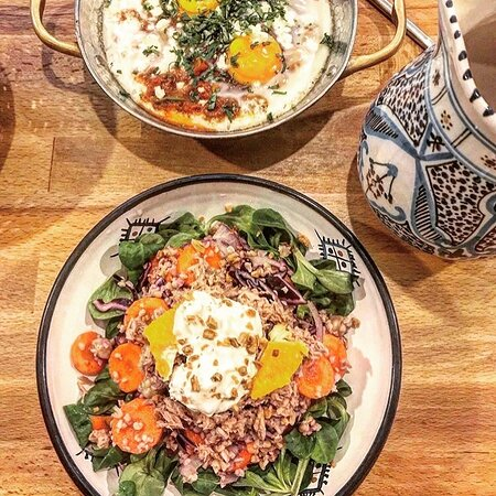 Tripadvisor - restaurant halal - halal paris - marocain - couscous - paris 10 - restaurant gare du Nord - oriental - couscous - restaurant gare de l'est - vegan - méditerranée (47) - תמונה של Tounsia, פריס