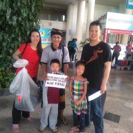 Ngurah Rai Airport Taxi