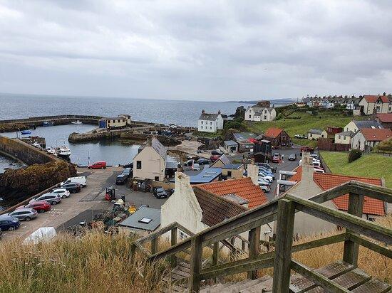 St Abbs Harbour