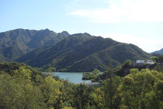 San Agustin del Valle Fertil, Argentina: Вид на окрестности
