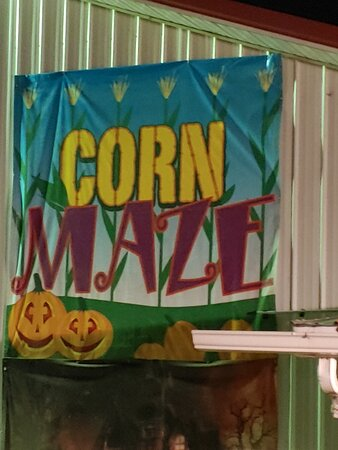 Dorr, MI: Corn Maze