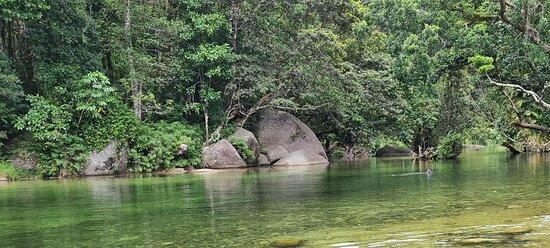 Babinda 사진