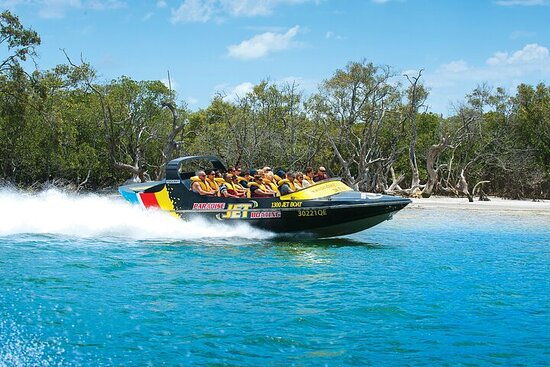 Gold Coast 55 Minute Adventure Jet Boat Ride