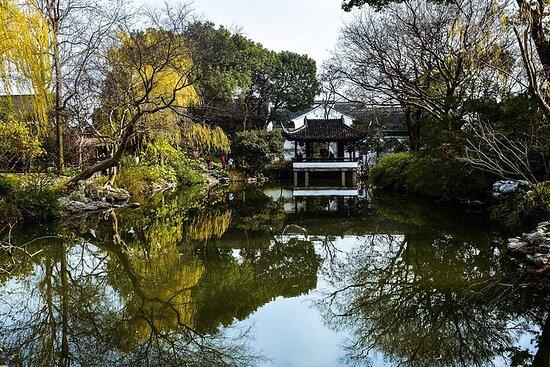 Les jardins UNESCO de Suzhou