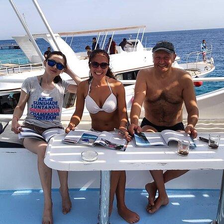 Kurs nurkowania  PADI AOWD Hurghada