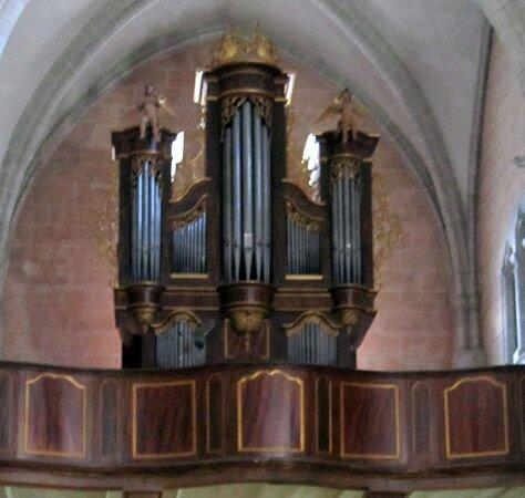Église Saint-Etienne Moudon