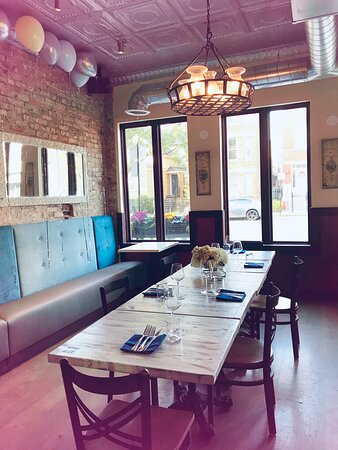 We have the perfect private event space for your next celebrations. Le Sud Salon room holds up to 10 Guests. Contact events@lesudchicago.com #celebration #birthdayevent #lesudchicago #chicagofood #chicagofoodie #chicagofoodies #chicagofoodauthority #chicagobucketlist