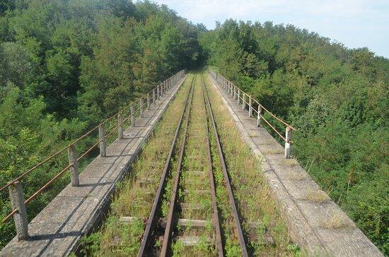 Oravita – Anina Railway