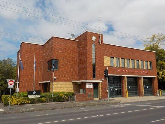 Brunswick Fire Station