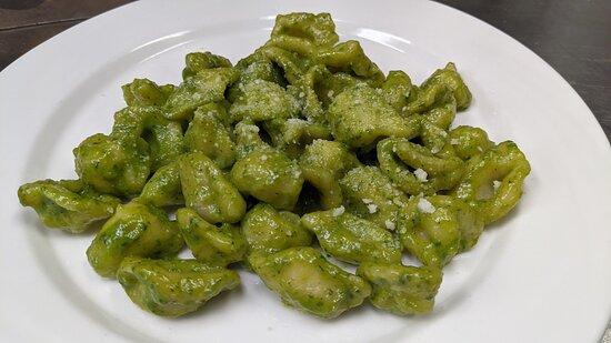Woodland Park, Nueva Jersey: Orecchiette al Pesto