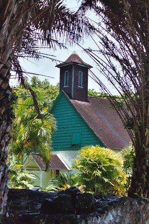 Kipahulu, HI: Palapala Ho'omau Church