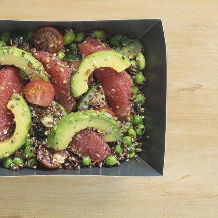Salade quinoa du primeur