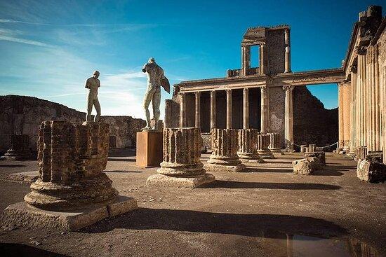 Vesuvius, Pompeii, Cantine del Vesuvio ...