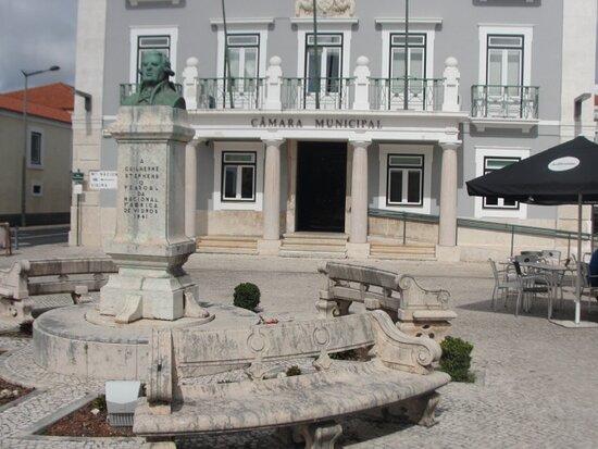 Monumento de Homenagem a Guilherme Stephens