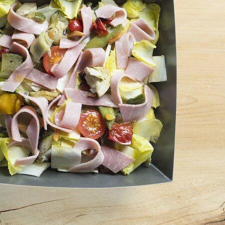 Mantes-la-Ville, Γαλλία: Salade Chicon