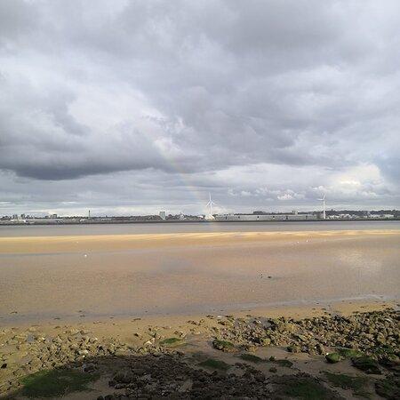 The New Brighton Beach Promenade