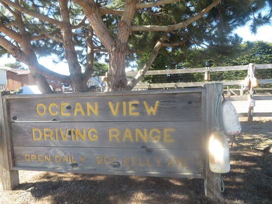 Ocean View Driving Range